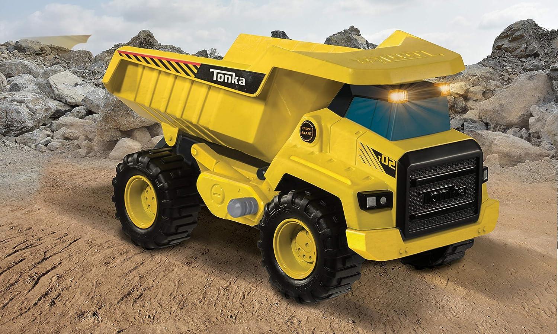 Tonka 8048 Power Movers Mezclador de Cemento para veh/ículos, Talla /única