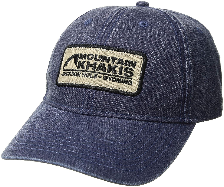 148 Mountain Khakis Adult Soul Patch Cap One Size