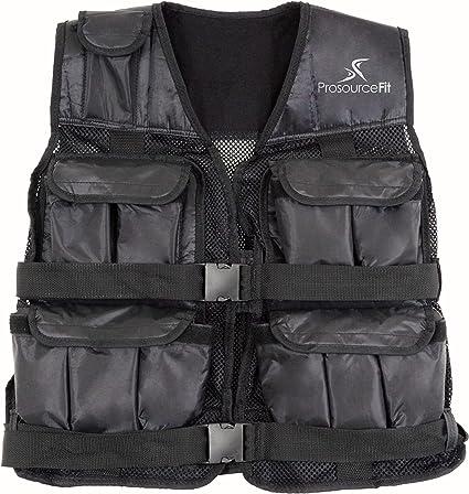 Titan Adjustable Weighted Vest20-60 LB
