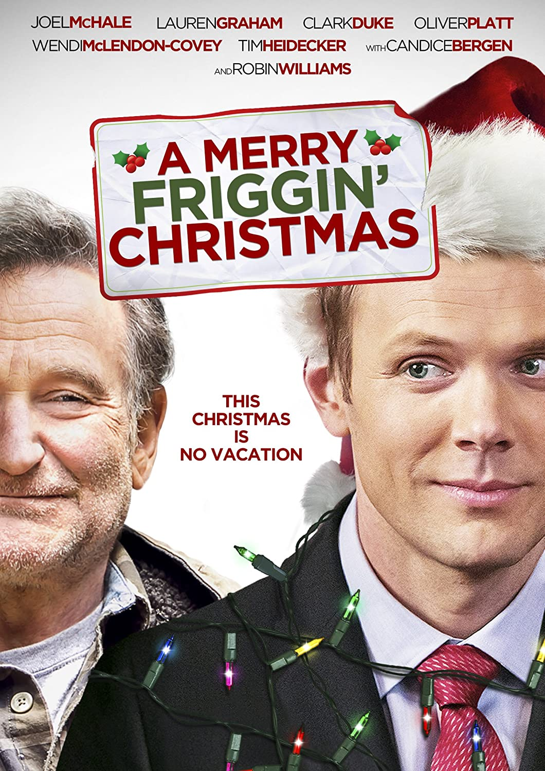 Merry Friggin Christmas.Amazon Com A Merry Friggin Christmas Robin Williams