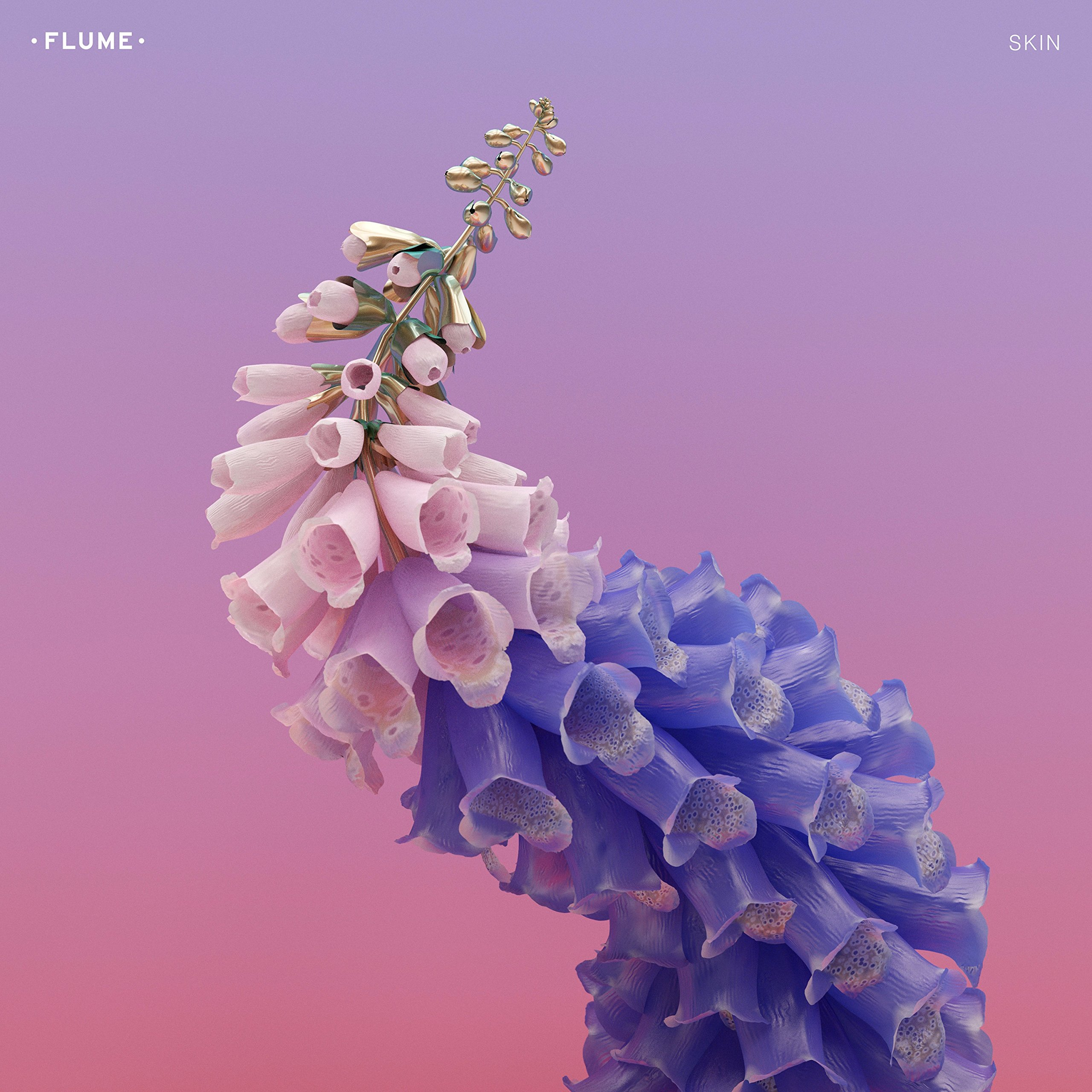 CD : Flume - Skin [Explicit Content] (CD)