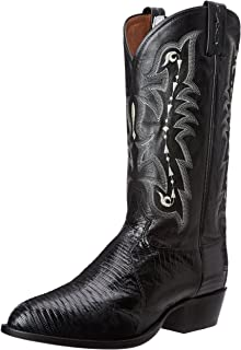 product image for Tony Lama Boots Men's Lizard CZ810 Western Boot