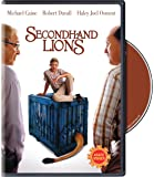 SECONDHAND LIONS / (FULL AC3 DOL WS)(北米版)(リージョンコード1)[DVD][Import]
