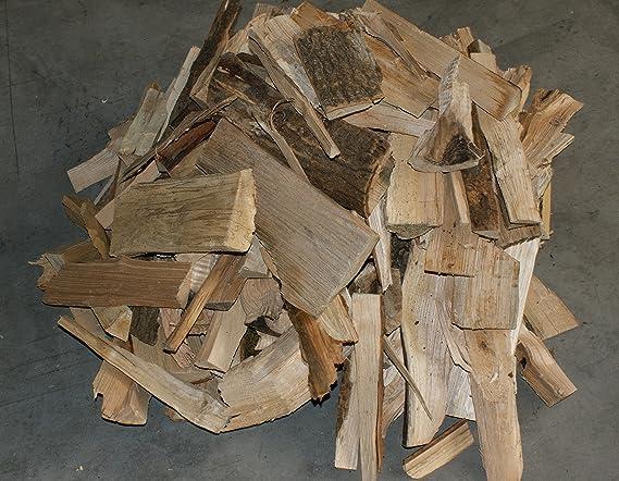 24 kg Anz/ündholz in 8 x 3 kg S/äckchen verpackt Brennholz Trocken Kaminholz Ofenfertig Kiefer//Fichte