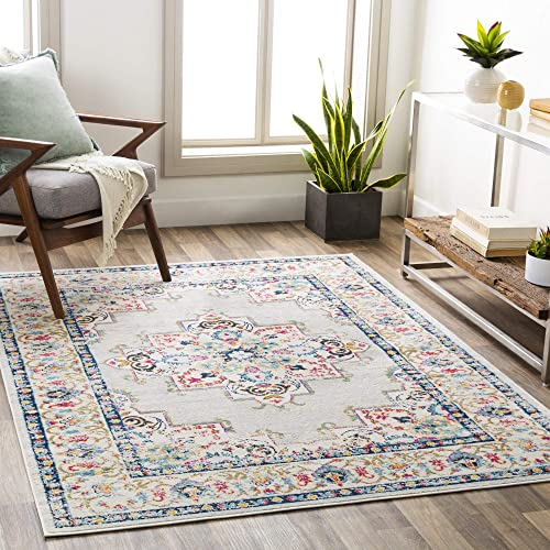 Artistic Weavers Melta Light Grey Area Rug