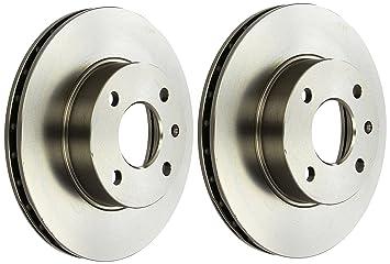 Ate 24.0124-0113.1 Rotores de Discos de Frenos, Set de 2: Amazon.es: Coche y moto