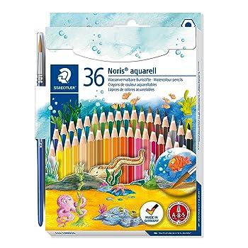 Staedtler Set of 36 Watercolor Pencils