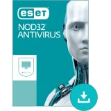 ESET NOD32 Antivirus for Windows 2019 | 1 Device & 1 Year | Official Download with License