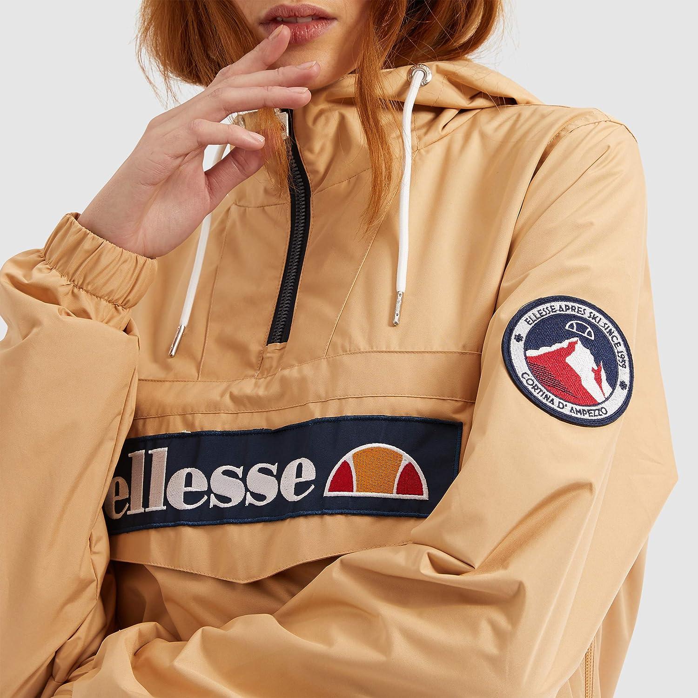 ellesse Montez - Sweatshirt à Capuche - Femme Marron