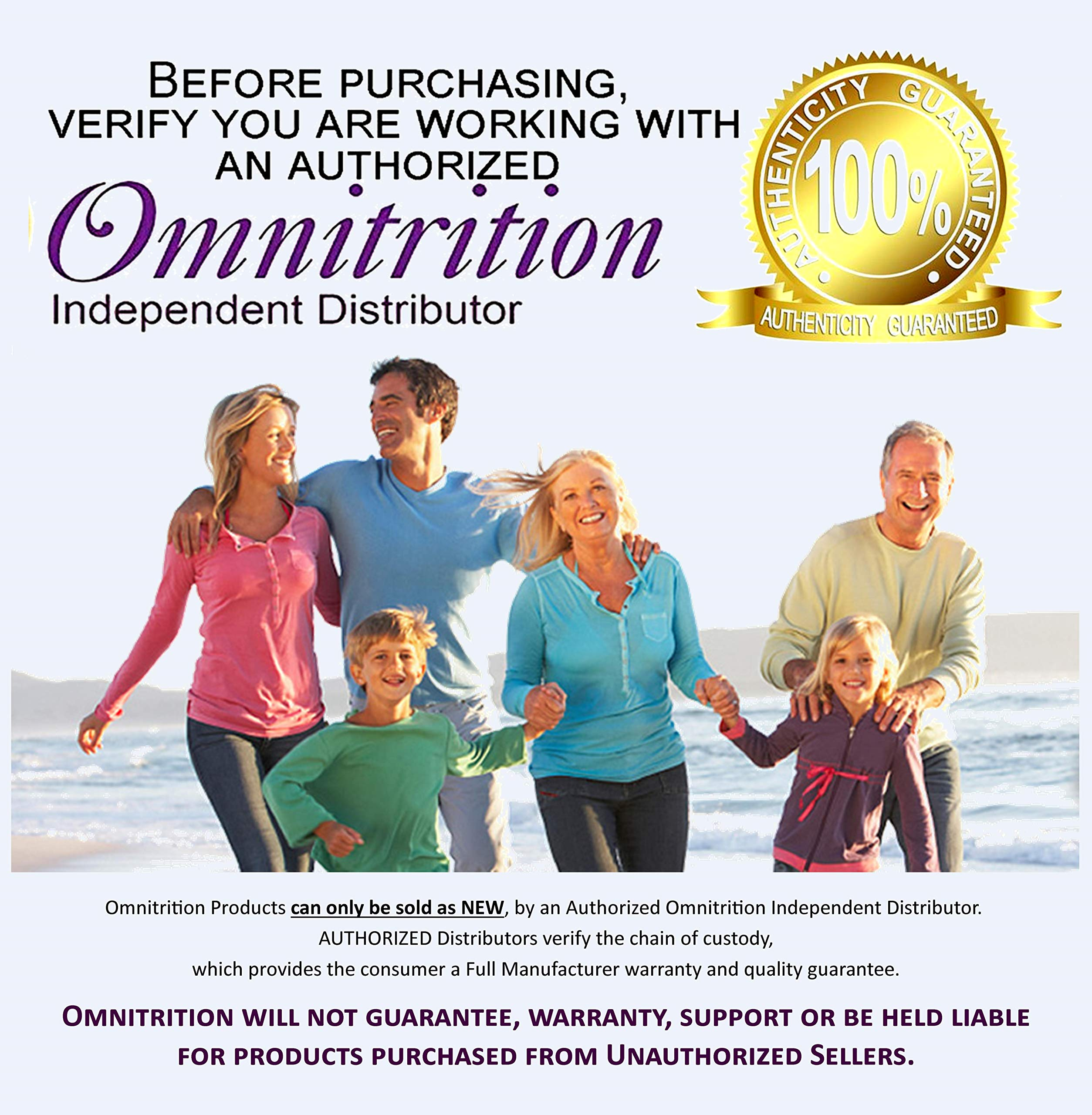 Omnitrition Bundle of 3 Products - the ''Triple Threat'' Includes OmniTrim Nite Lite, Garcinia Cambogia and Green Coffee Bean Extract by Omnitrition