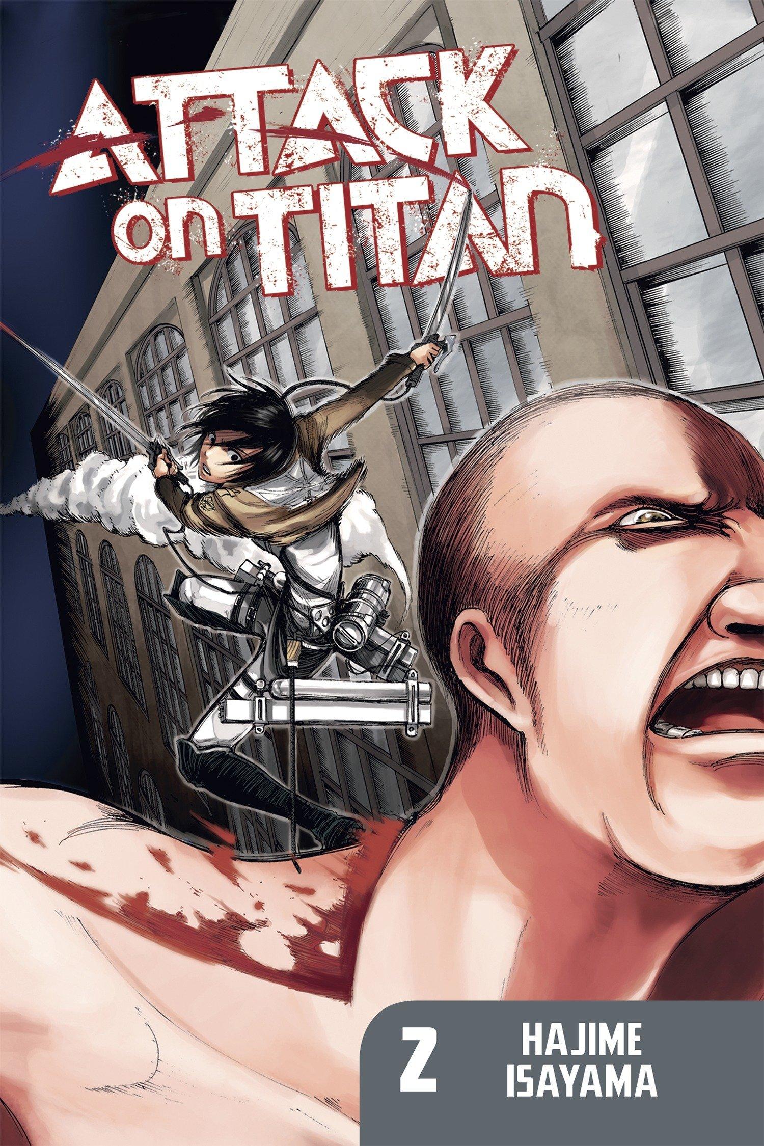 Read Online Attack on Titan 2 PDF