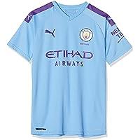 PUMA MCFC Home Shirt Replica Jr Top1 Player