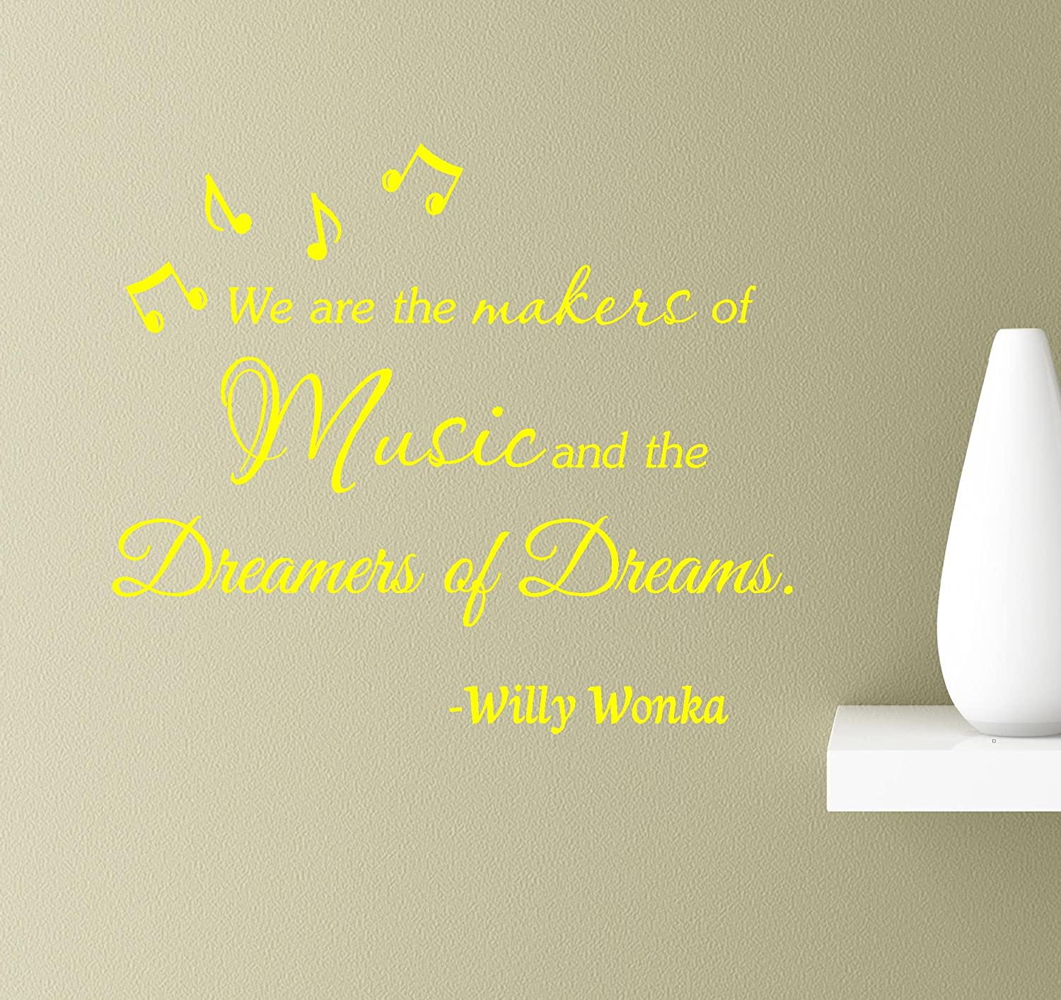 Amazon.com: #2 We are the makers of music and dreamers of dreams ...