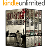 The Lexi Ryder Crime Thriller Series: Books 1-4: (The Lexi Ryder Crime Thriller Series)