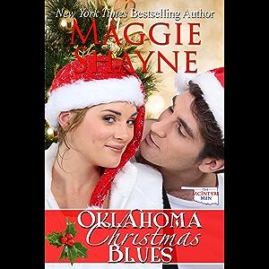 Oklahoma Christmas Blues (The McIntyre Men Book 1)