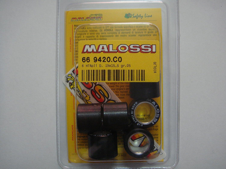 Malossi Variatorrollen 19 X 15 5 Mm Gewicht 4 3 G Elektronik