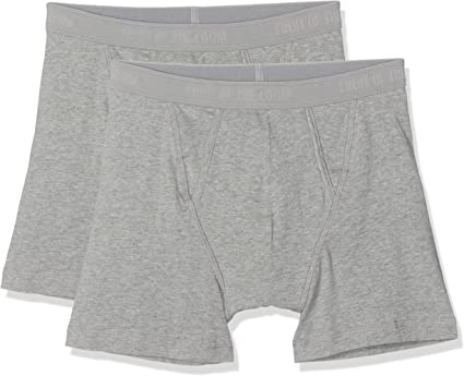 TALLA M. Fruit of the Loom Boxer Classic (Pack de 2) para Hombre