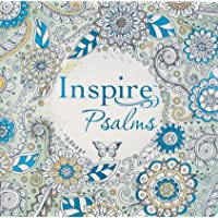 Inspire: Psalms: Coloring & Creative Journaling Through the Psalms (Inspire: Portions)