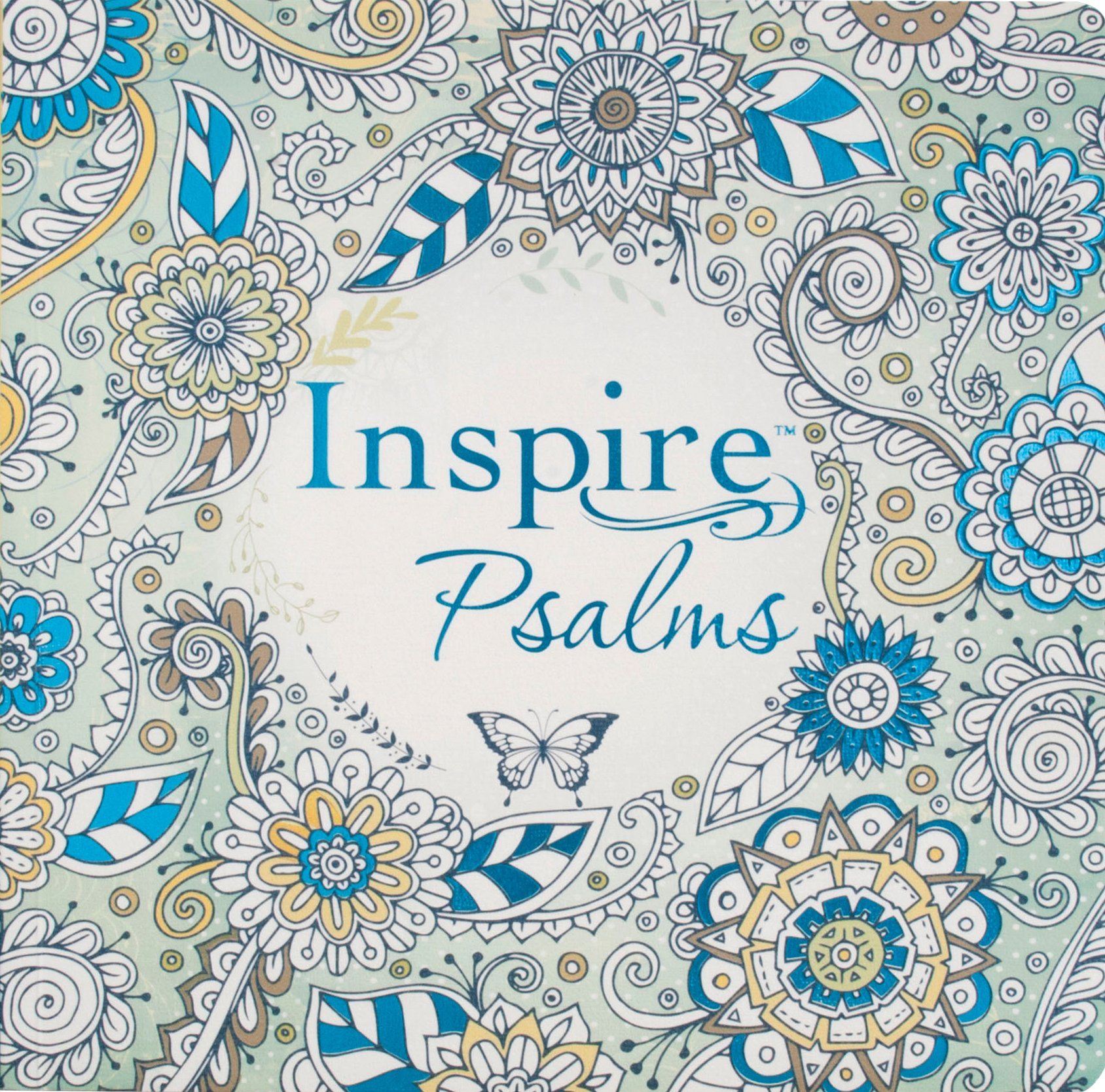 Coloring pages psalm 33 - Amazon Com Inspire Psalms Coloring Creative Journaling Through The Psalms 9781496419873 Tyndale Christian Art Books