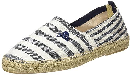 Scalpers Class Espadrilles, Alpargatas para Hombre, Navy, 44 EU: Amazon.es: Zapatos y complementos