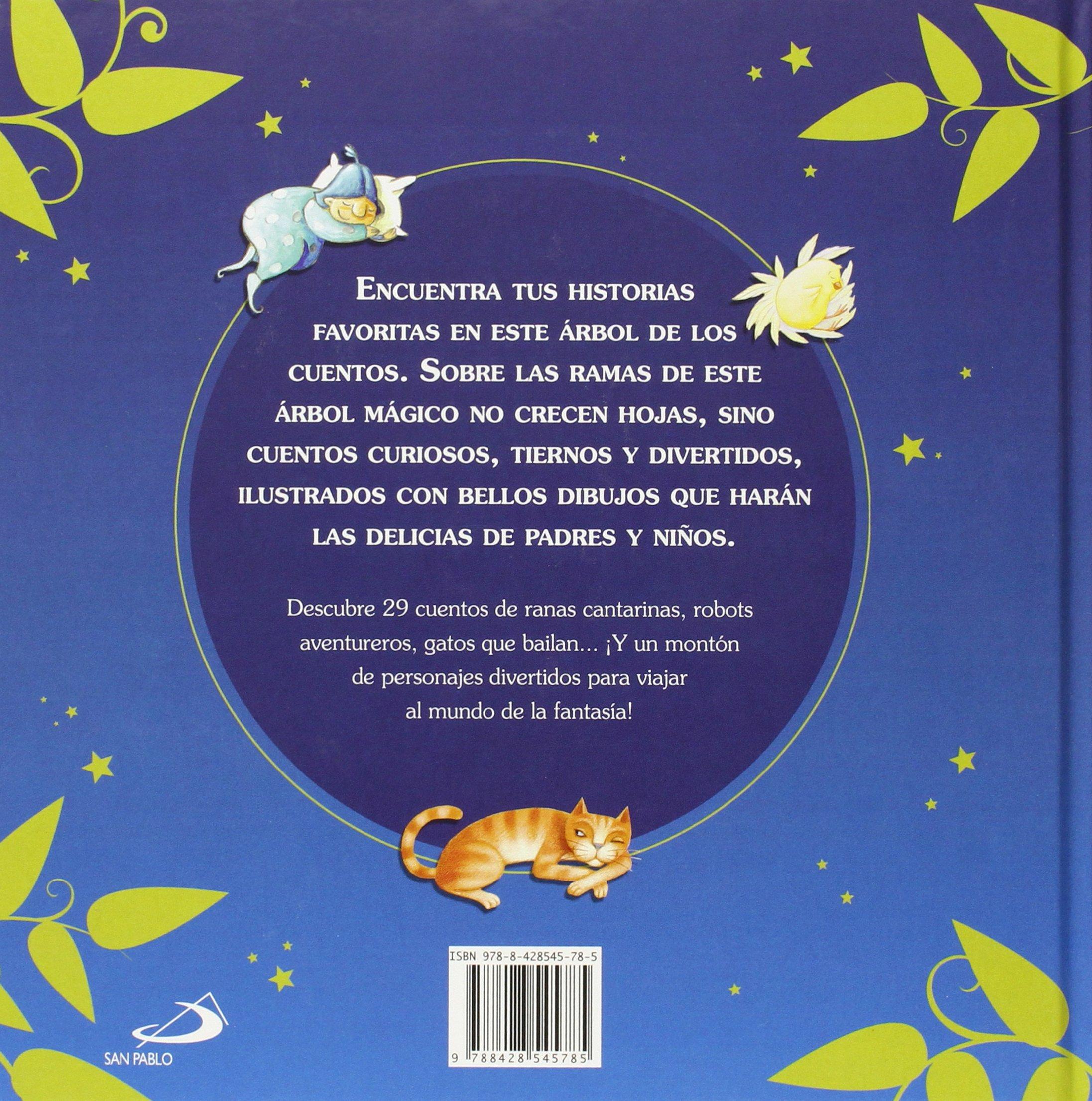 ARBOL DE LOS CUENTOS (SAN PABLO): ROBERTO PIUMINI: 9788428545785: Amazon.com: Books