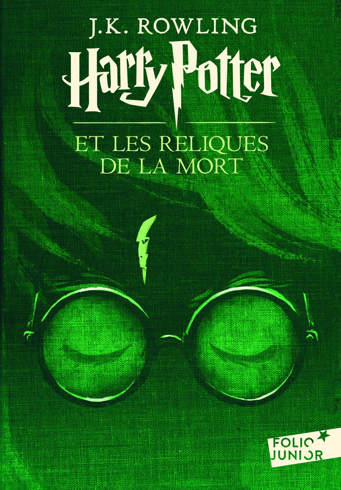 Harry Potter, VII:Harry Potter et les Reliques de la Mort Poche – 12 octobre 2017 J. K. Rowling Jean-François Ménard Folio Junior 2070585239