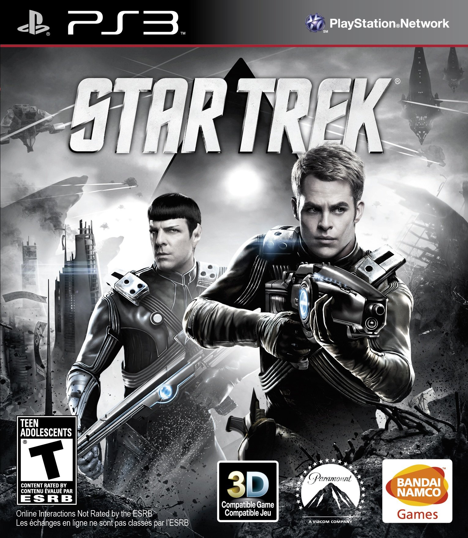 PS3 : Star Trek
