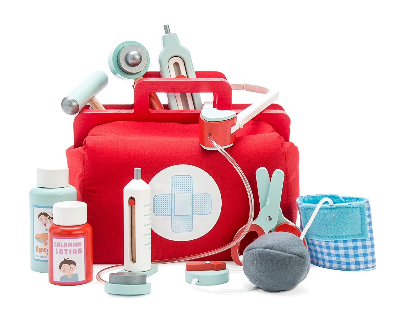 Le Toy Van: de Honeybake juguete doctor septiembre