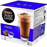 Nescafé Dolce Gusto - Mocha - Cápsulas sabor a chocolate - 8 cápsulas