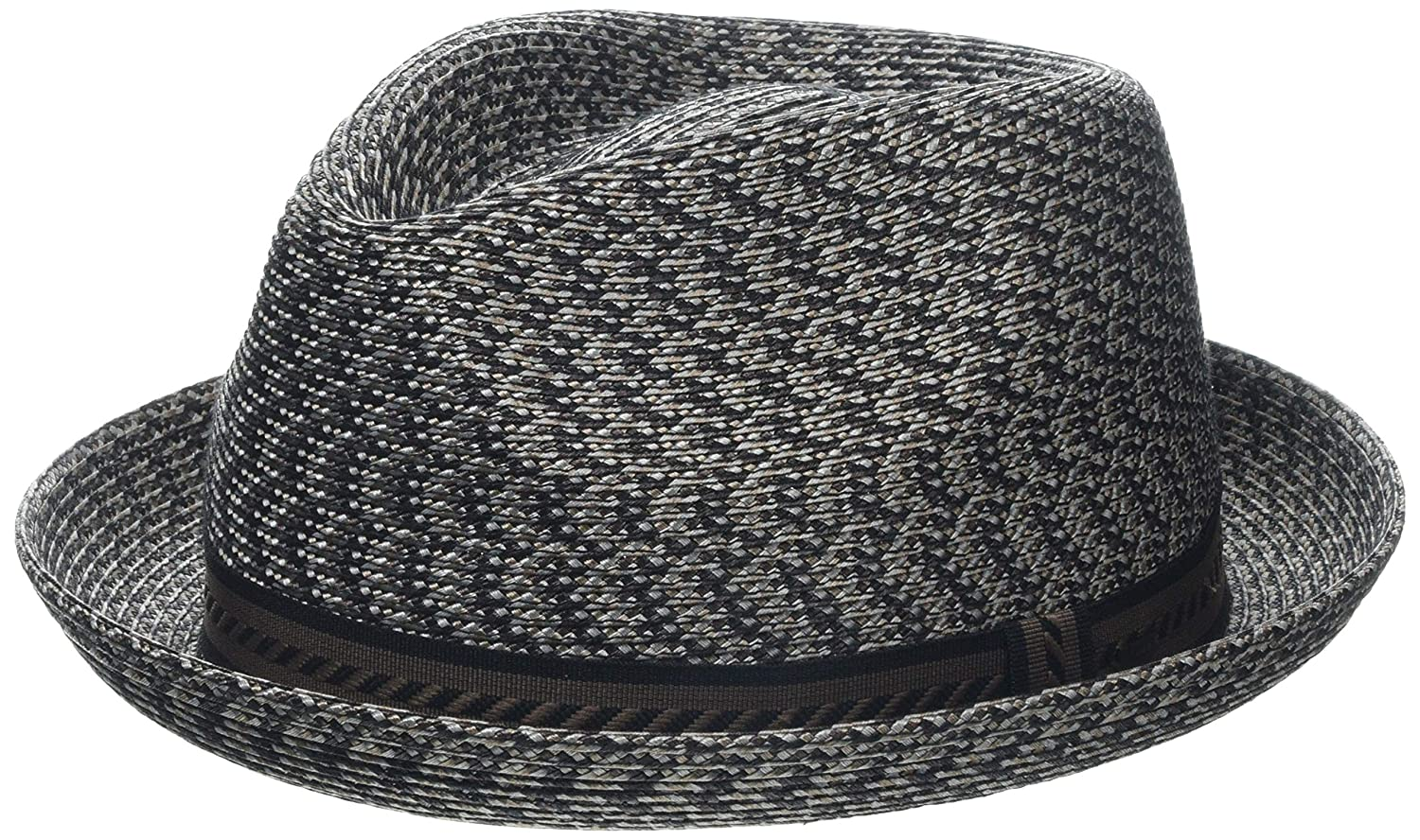 Bailey of Hollywood Mens Mannes Braided Fedora Trilby Hat