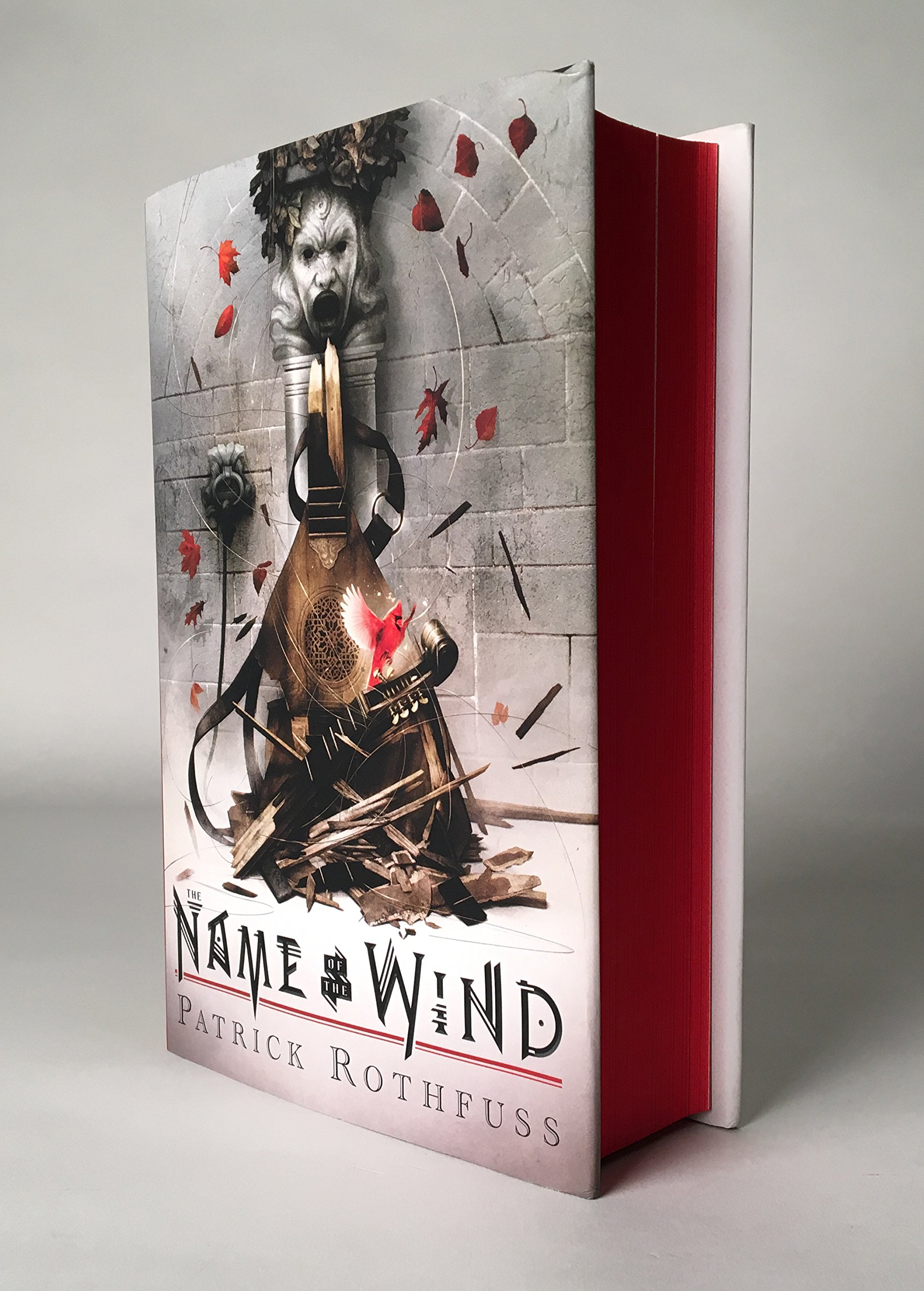Image result for 10th anniversary edition of the name of the wind