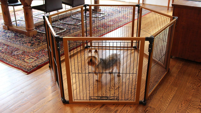 Amazon.com : Cardinal Gates Perfect Fit Pet Gate : Indoor Safety ...