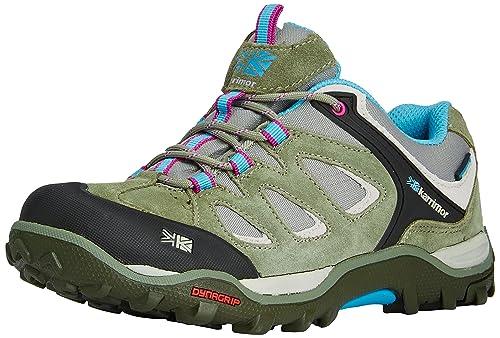 Zapatos grises Karrimor para mujer xohLQp