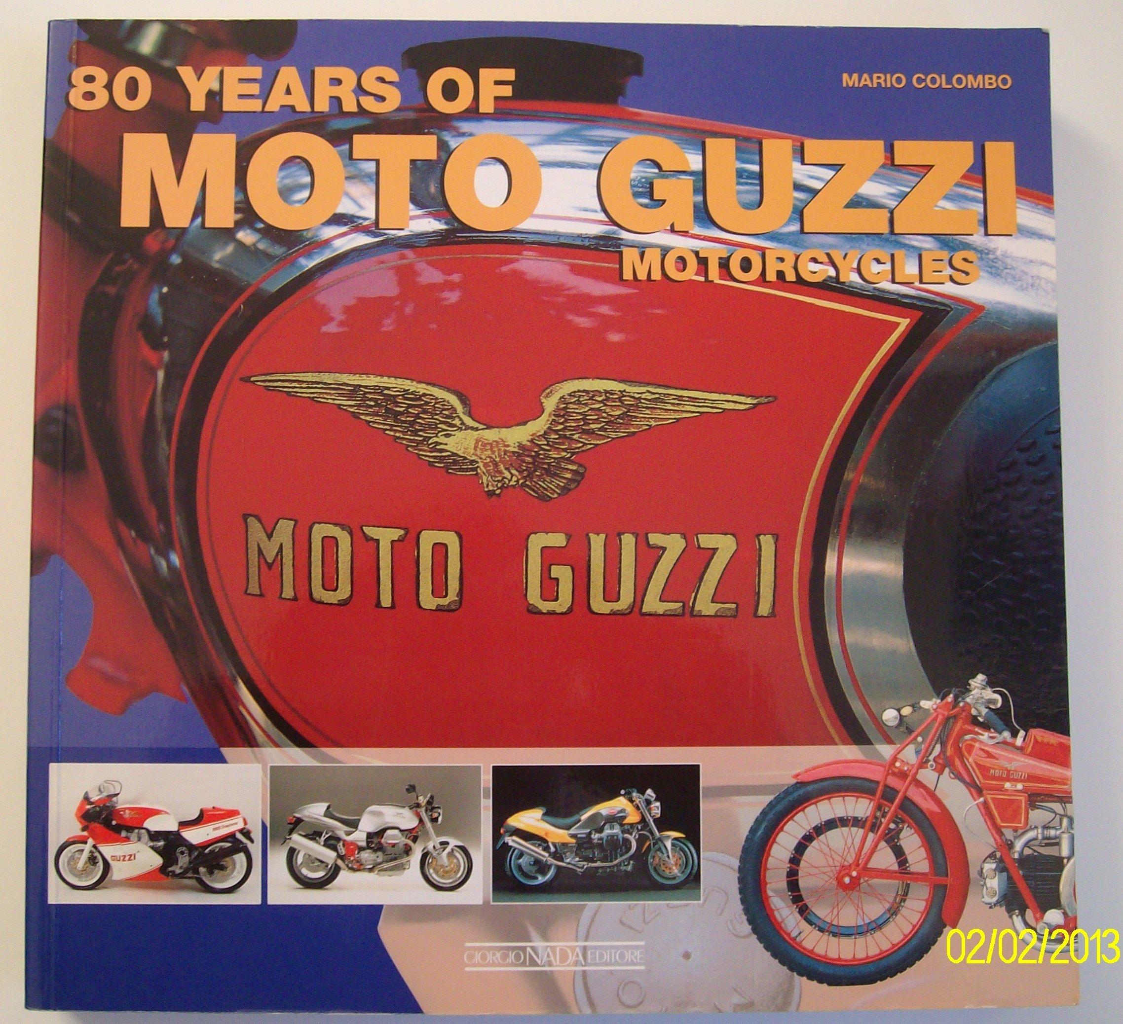 80 Years of Moto Guzzi Motorcycles