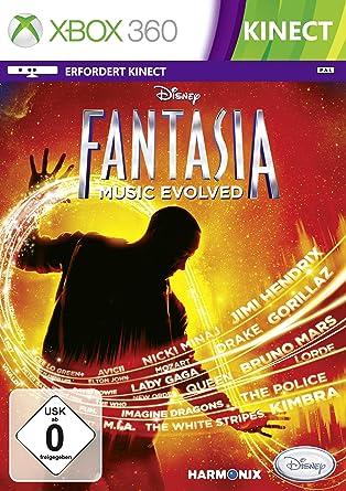 Fantasia: Music Evolved [Importación alemana]: Amazon.es ...