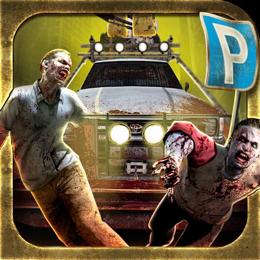 Zombie Car Parking Simulator - Stupid Dead Drive (Zombie Car)