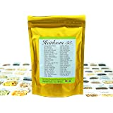 Heirloom Futures Seed Pack with 55 Varieties of Vegetable Seeds. 100% Non GMO Open Pollinated Non-Hybrid Naturally Grown…