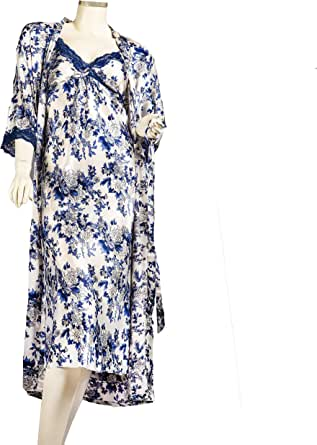 Sleepwear and Robes Silk Soft for Women