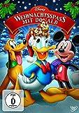 Weihnachtsspaß mit Donald