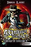 Skulduggery Pleasant 4 - Sabotage im Sanktuarium (German Edition)