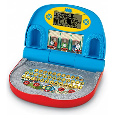 "Thomas the Train: Thomas ""Leader of the Track"" Laptop: Toys & Games"