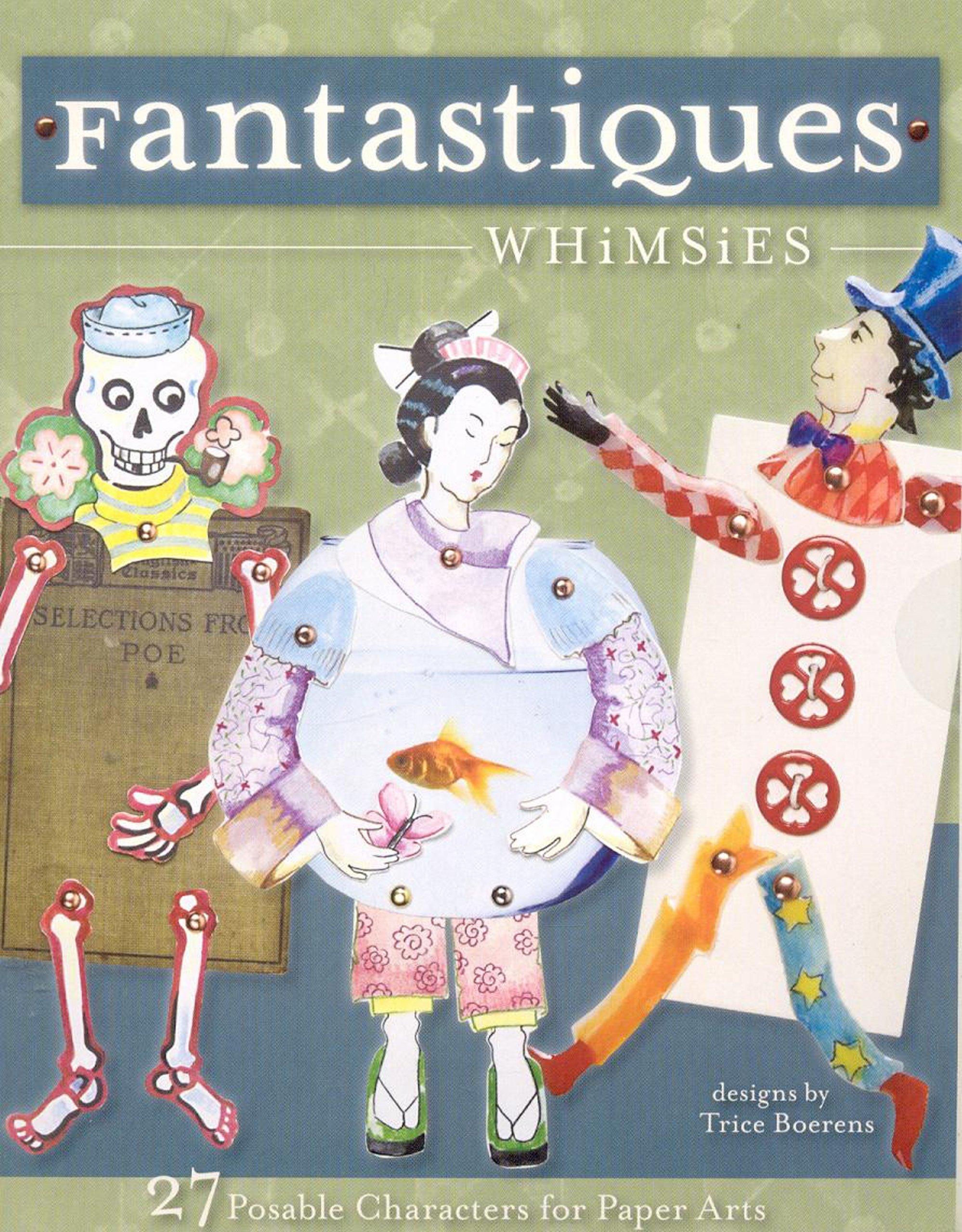 Download Fantastiques: Whimsies ePub fb2 ebook