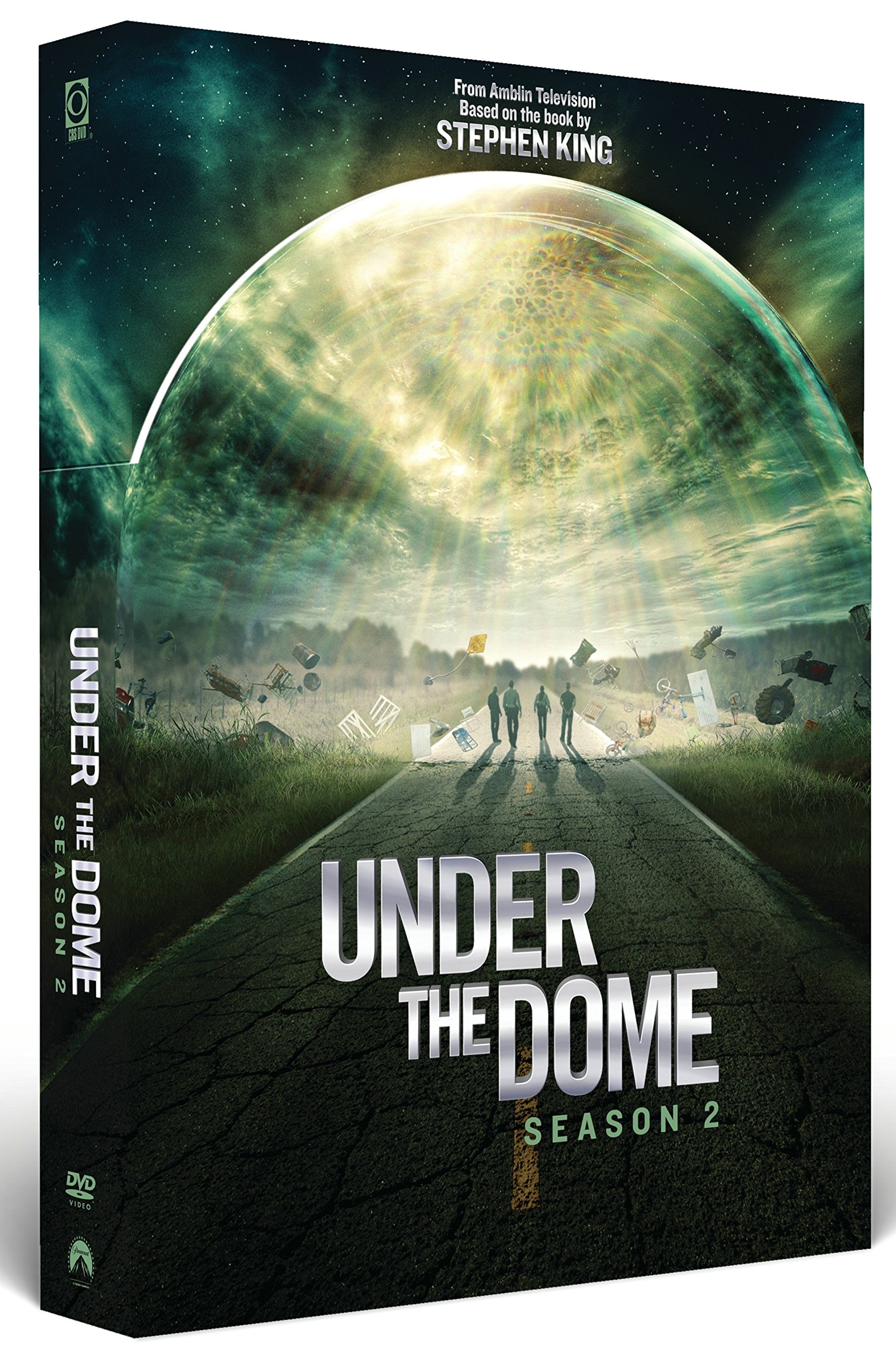 DVD : Under the Dome: Season Two (Boxed Set, Widescreen, Digipack Packaging, Slipsleeve Packaging, Digital Theater System)