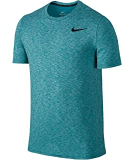 on sale c5d76 23fea Nike Herren Breathe Kurzarm-trainingsoberteil