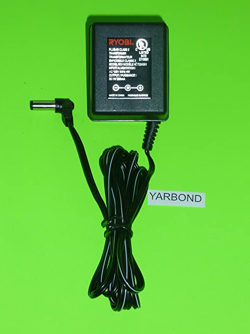 Ryobi HP62 6v Cargador de repuesto para taladro # 7224301 ...