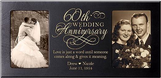 Amazon Com Lifesong Milestones Personalized 60th Anniversary