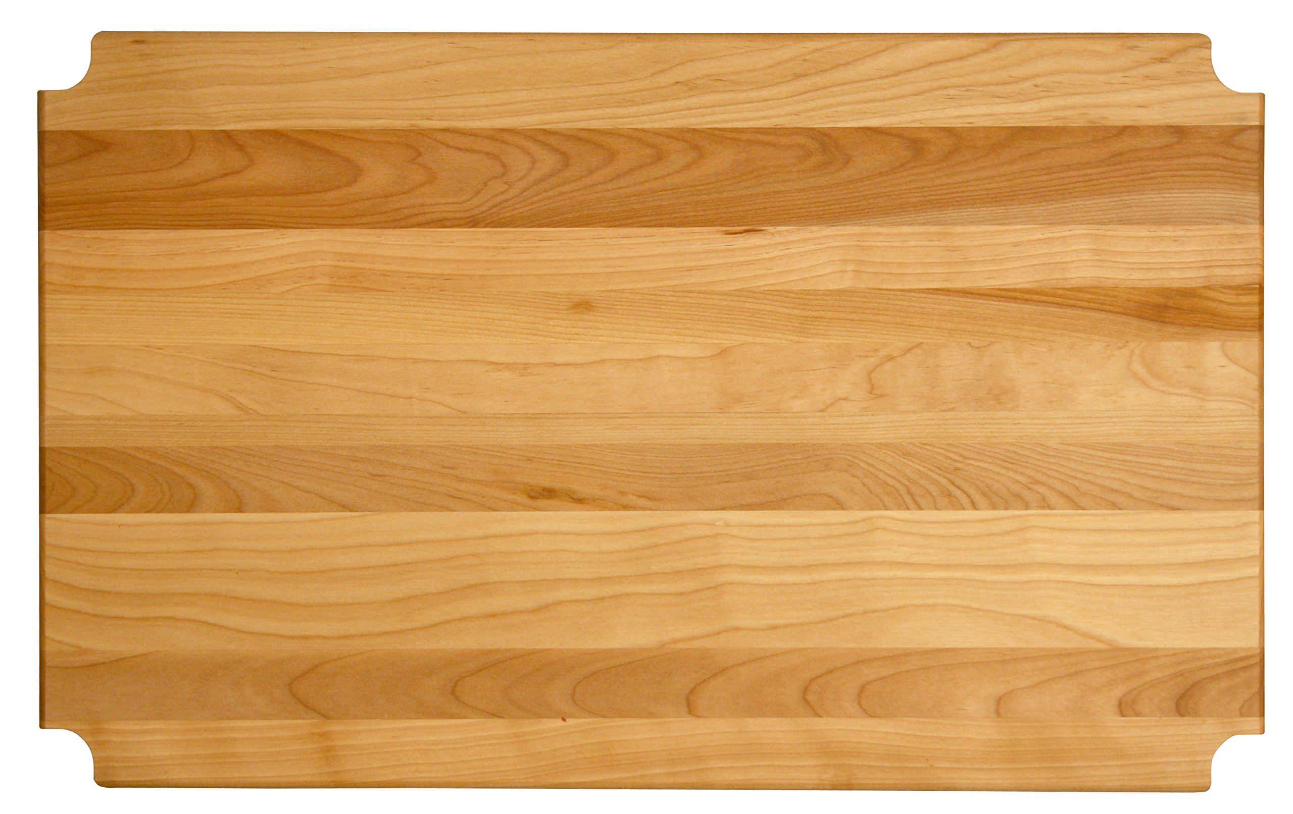 12'' Deep x 24'' Wide Maple Butcher Block by Omega