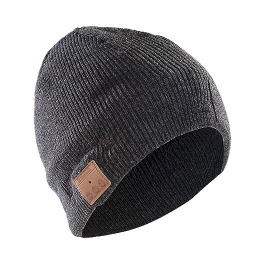 32 opinioni per Sharon Music Beanie Cap AirPods- Cappello Smart con auricolari stereo e