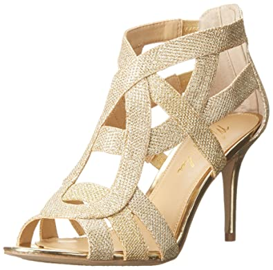 b13d375780 Amazon.com | Marc Fisher Women's Shoes Nala3 Dress Sandal | Heeled ...