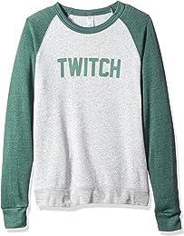 Twitch Colorblock Crewneck Sweatshirt